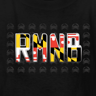 Design ~ RMNB Maryland Pride Kids T-Shirt