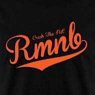 Design ~ RMNB Alt Logo Men's Black T-Shirt