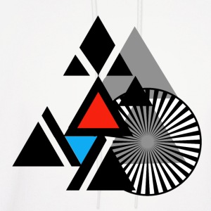 Future Abstract - Men's Hoodie