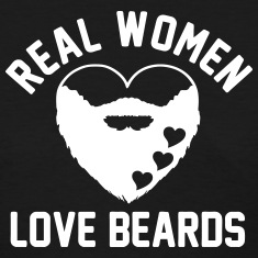 Beard Lovers Women's T-Shirts