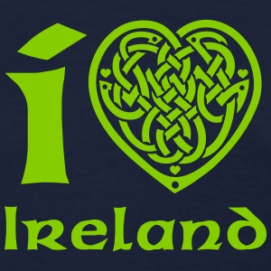 I love Ireland Women's T-Shirts - Women's T-Shirt