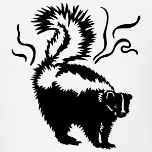 Skunk the stinker T-Shirts - Men's T-Shirt