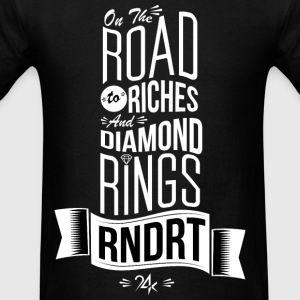 Road to Riches - Men's T-Shirt