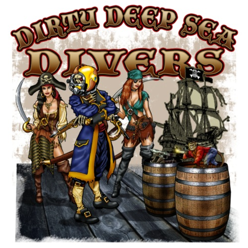 Dirty Deep Sea Divers