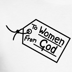 Gods Gift to Women T-Shirts - Men's T-Shirt