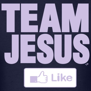 TEAM JESUS LIKE - Men's T-Shirt