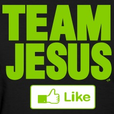TEAM JESUS LIKE