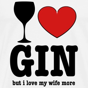 Gin Lover - Men's Premium T-Shirt