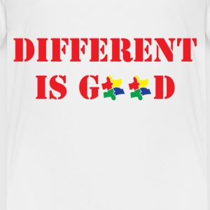 NoLF - DIFFERENT-S2 Baby & Toddler Shirts - Toddler Premium T-Shirt