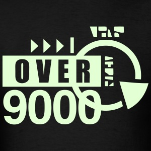 over 9000 T-Shirts - Men's T-Shirt