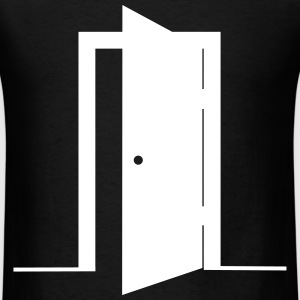 Door T-Shirts - Men's T-Shirt