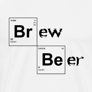 Elemental Brew Beer T-Shirt - Men's Premium T-Shirt