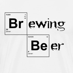 Elemental Brewing Beer T-Shirt - Men's Premium T-Shirt