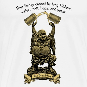 The Brewddha T-Shirts - Men's Premium T-Shirt