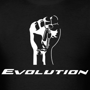 Viva la Evolution T-Shirts - Men's T-Shirt