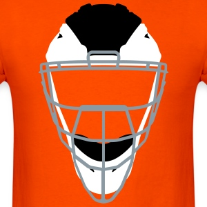 Catchers Mask T-Shirts - Men's T-Shirt