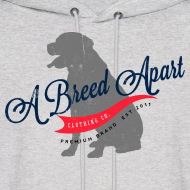 Design ~ A Breed Apart Clothing Co. Logo sweat shirt