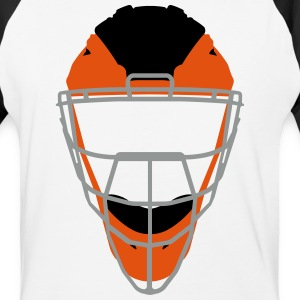 Catchers Mask T-Shirts - Baseball T-Shirt
