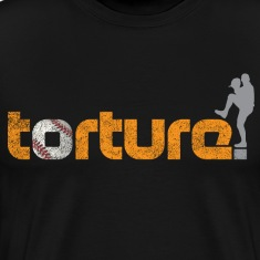 Torture SF Giants baseball T-Shirts