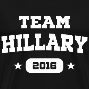 Team Hillary T-Shirts - Men's Premium T-Shirt