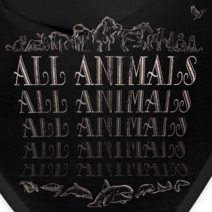 All Animals Caps - Bandana