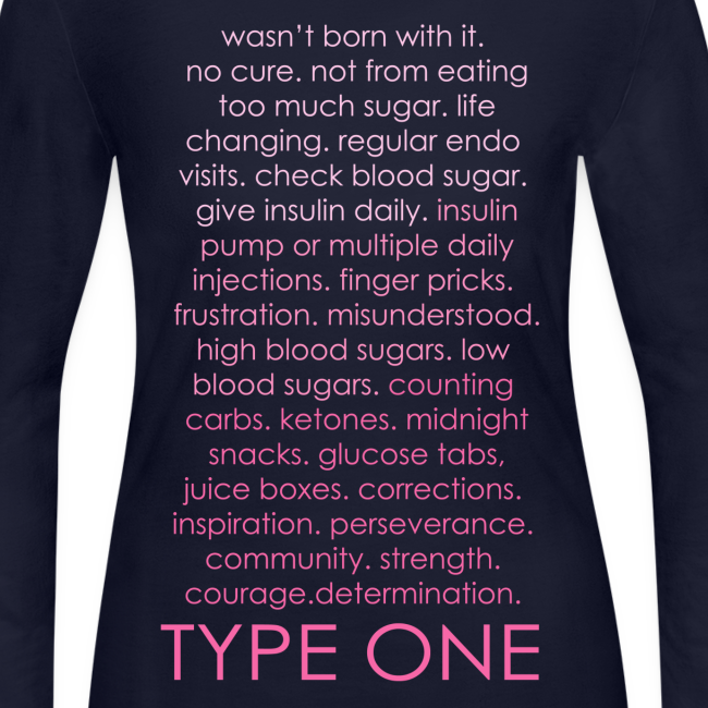 Type One Ombre Design - Pink