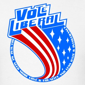 Vote Liberal America - Men's T-Shirt