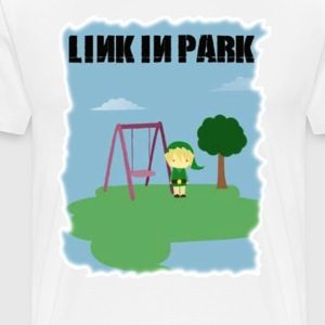 Linkin' Park T-Shirts - Men's Premium T-Shirt