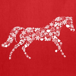 Christmas Horse Bags & backpacks - Tote Bag