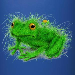 Grass Frog - Full Color Mug