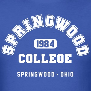 Springwood College - Men's T-Shirt
