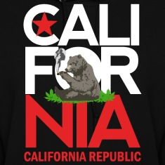 California Republic Smoking Bear