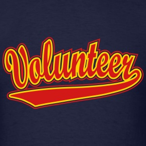 Volunteer T-Shirts - Men's T-Shirt