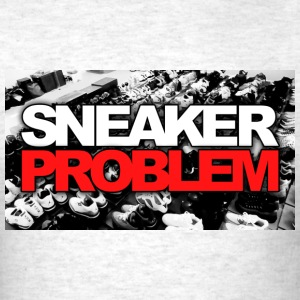 sneaker problem T-Shirts - Men's T-Shirt