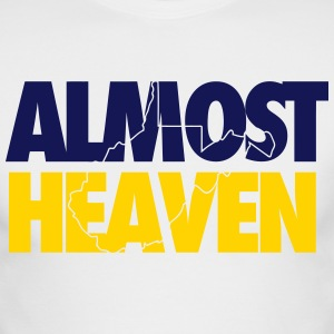 Almost Heaven Long Sleeve Shirts - Men's Long Sleeve T-Shirt by Next Level