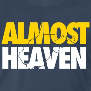 Almost Heaven T-Shirts - Men's Premium T-Shirt