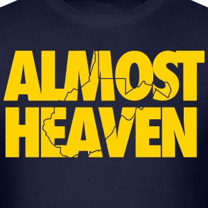 Almost Heaven T-Shirts - Men's T-Shirt