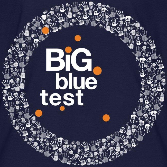 Kids Big Blue Test Classic T