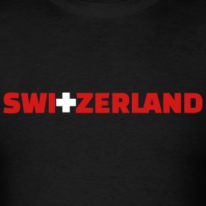 Switzerland T-Shirts - Men's T-Shirt