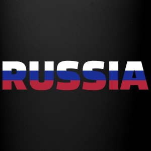 Russia Accessories - Full Color Mug