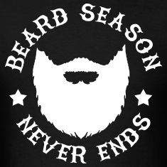 Beard Season T-Shirts