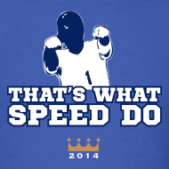 Design ~ That's What Speed Do