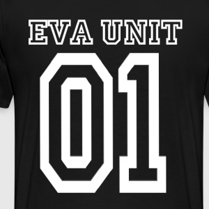 // eva unit 01 - Men's Premium T-Shirt