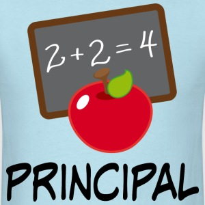 Principal Cute Gift Idea T-Shirts - Men's T-Shirt
