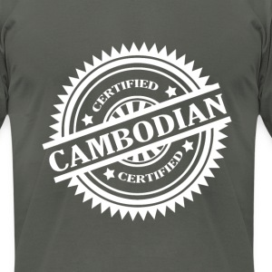 Men's Certified Cambodian - Men's T-Shirt by American Apparel