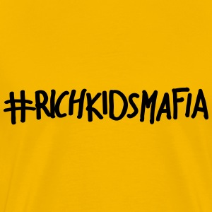 Rich Kids Mafia #richkids - Men's Premium T-Shirt