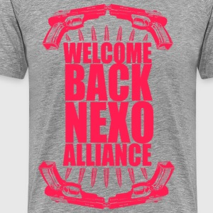 Welcome back Nexo Alliance! - Men's Premium T-Shirt