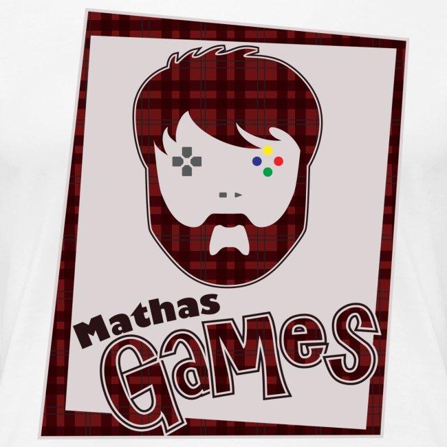 Mathas Games Full Logo