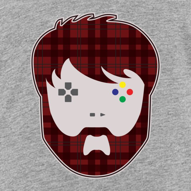 MathasGames Head Logo Kids