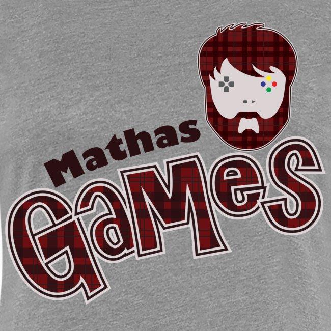 MathasGames Head Logo Variant Womens